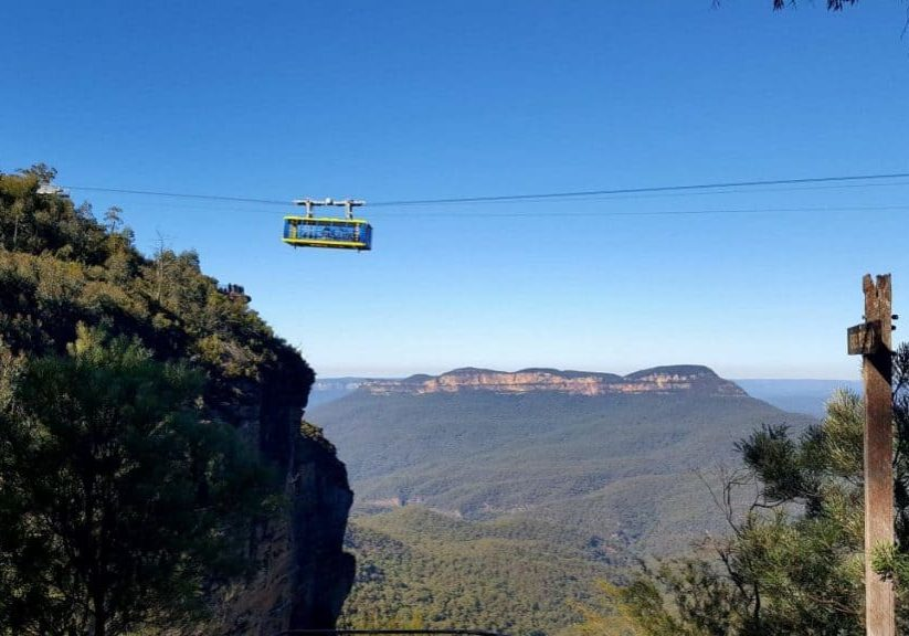 Check out the Revised Edition of the Blue Mountains Visitor's Guide with more information for your trip to Australia and the stunning Blue Mountains. #bluemountains #australia #bluemountainslookouts #katoomba #leura #blackheath
